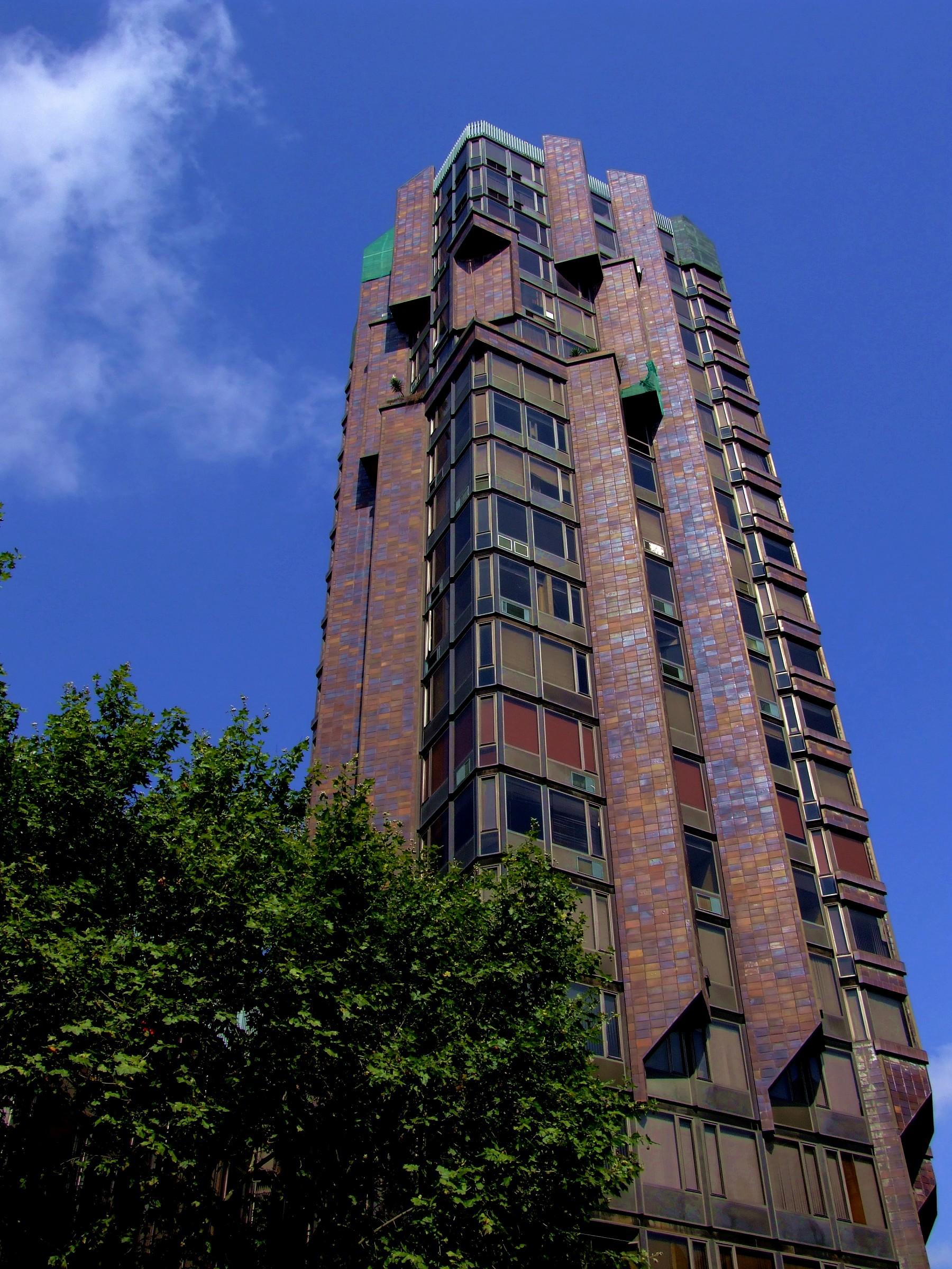 Barcellona - grattacielo...