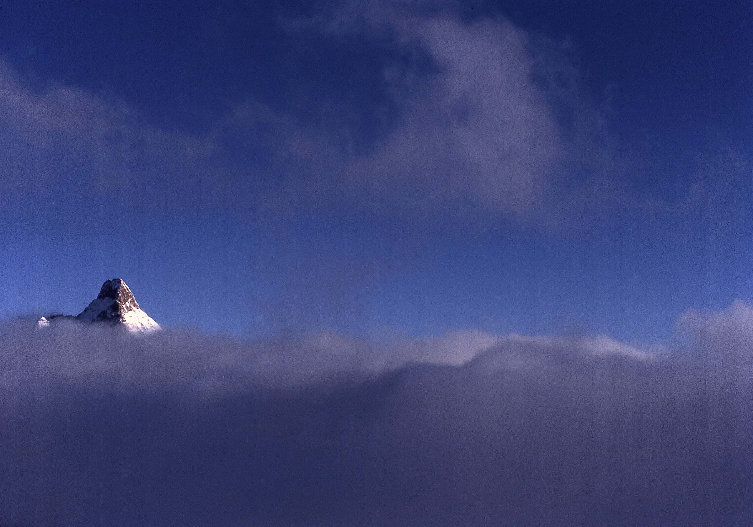Crvino and clouds ......