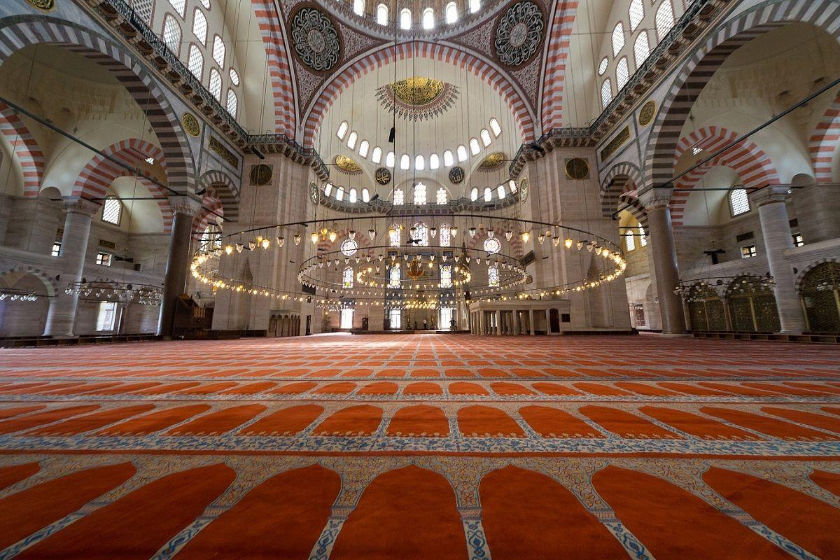 Suleymaniye camii...