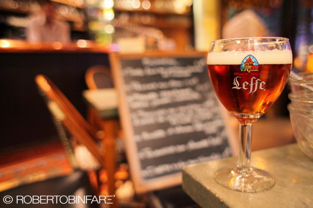 Beer in Paris...