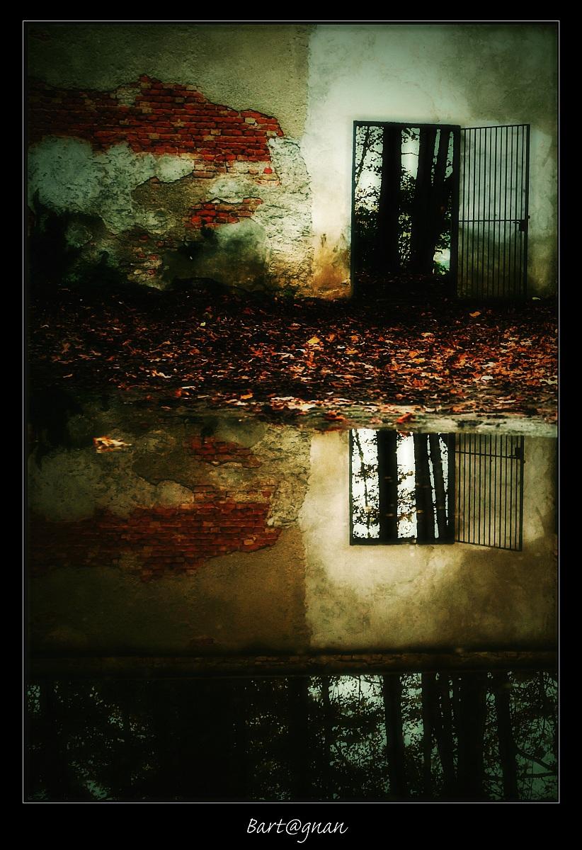 The door to the beyond ......