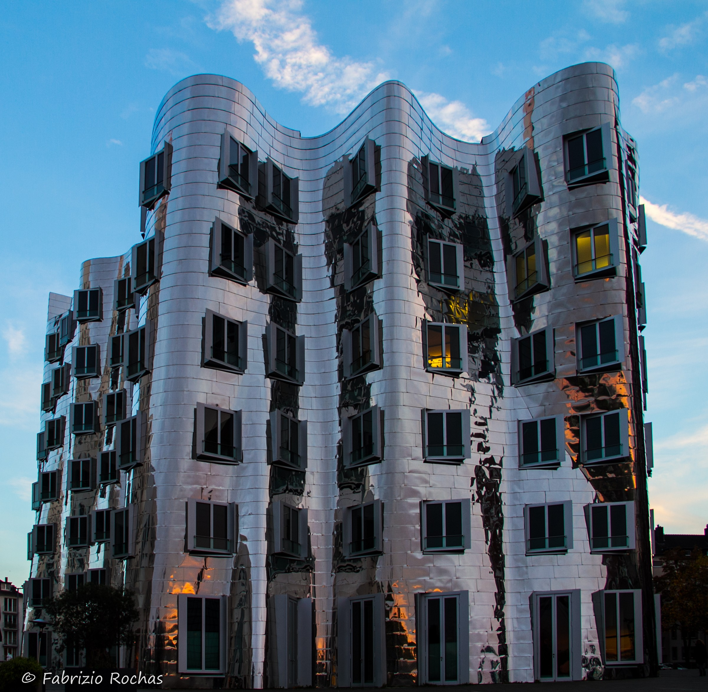 Gehry Building...