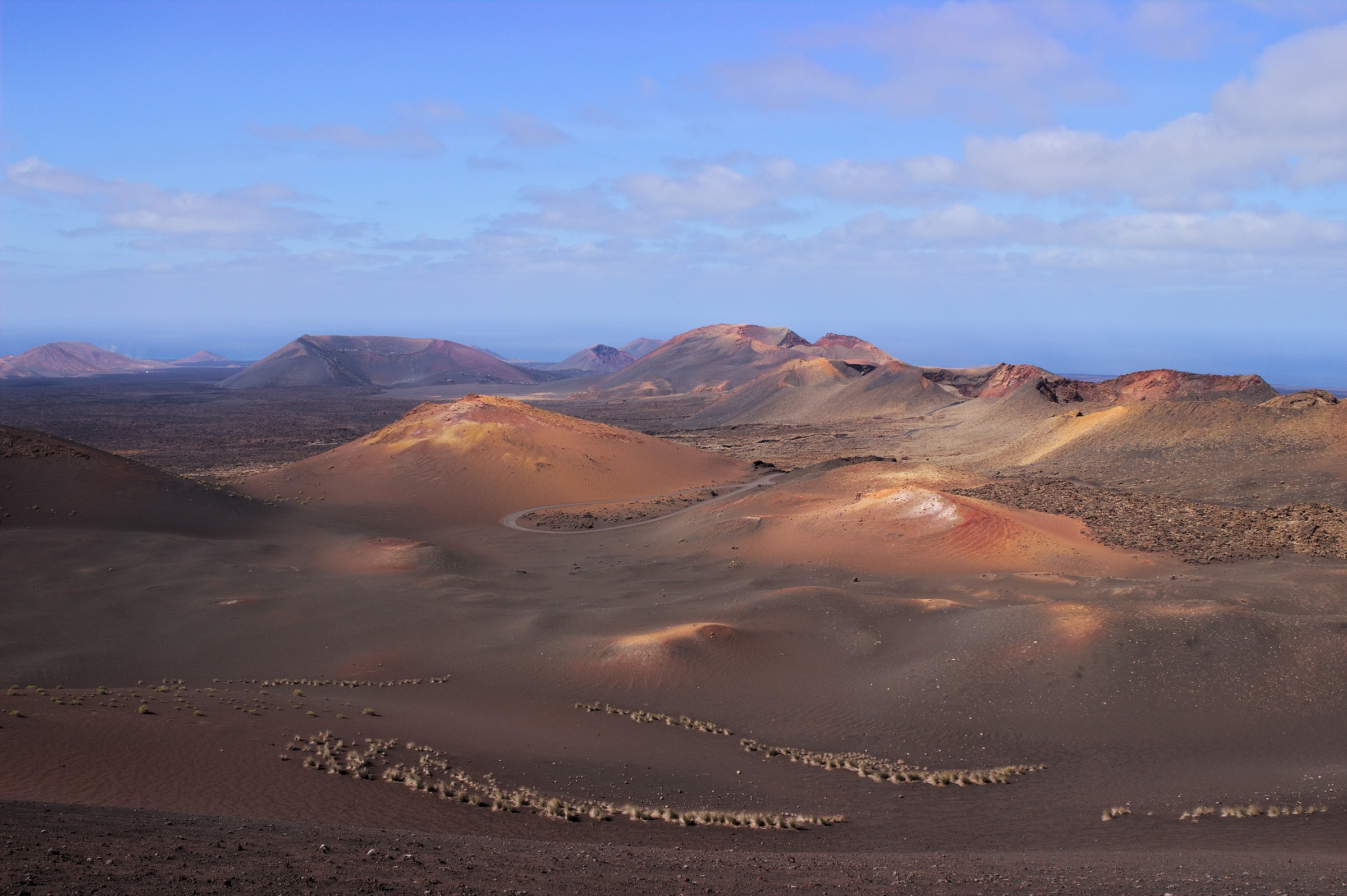 Timanfaya National Park...