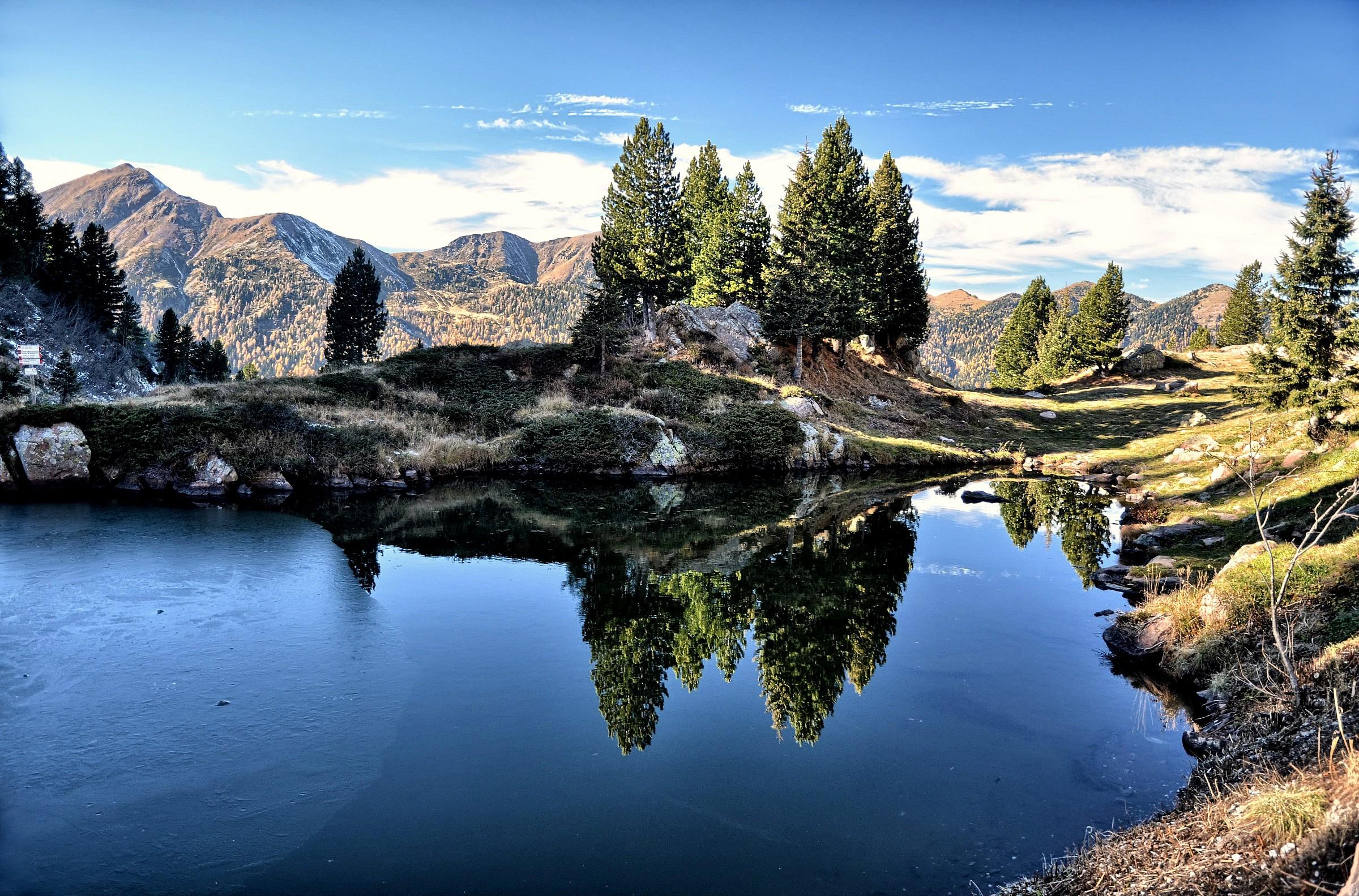 Lake Cadinello...