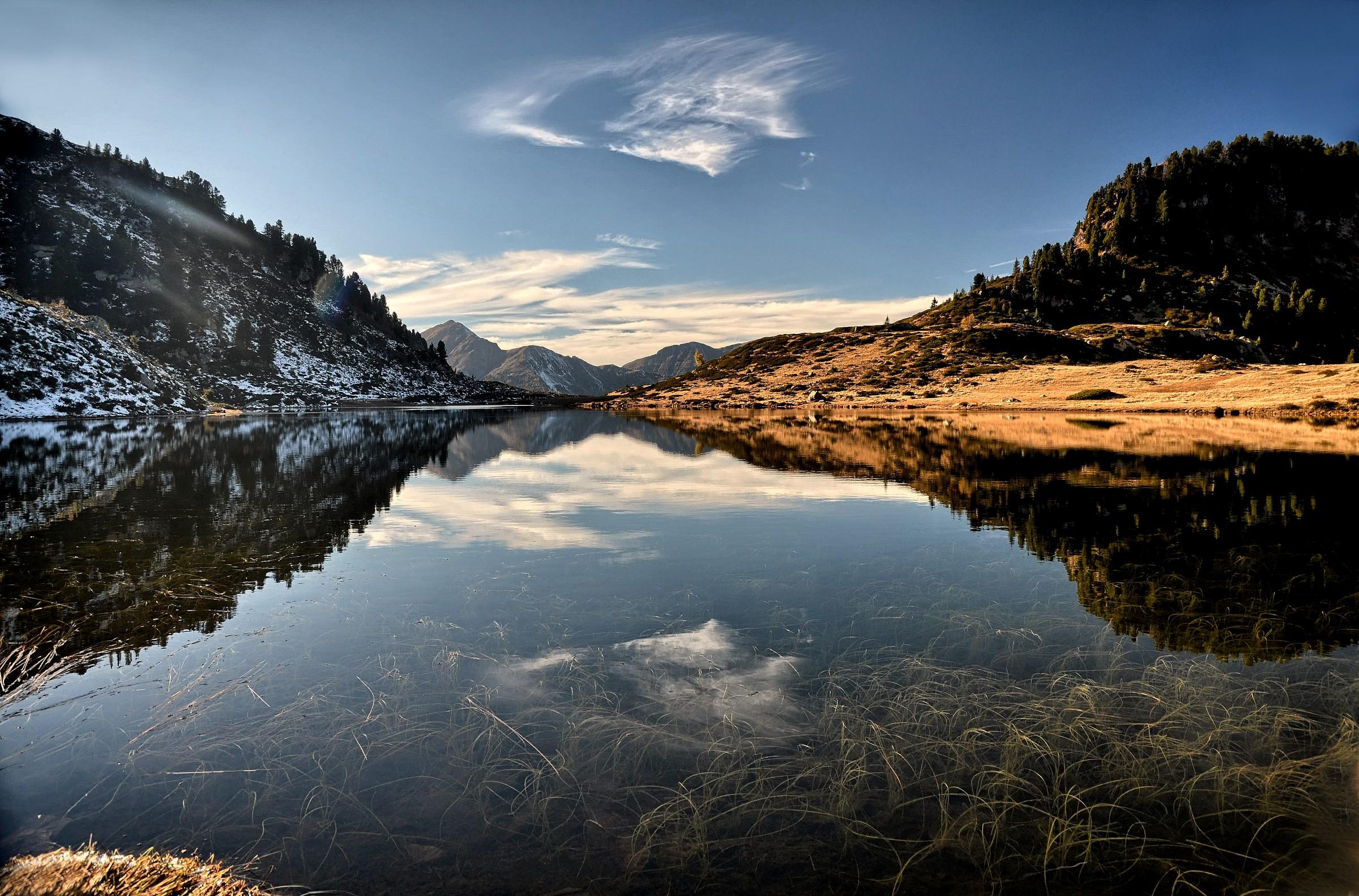 Lake Buse...