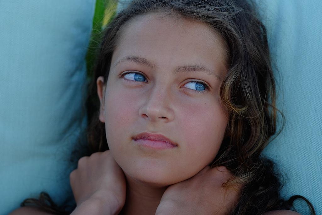Julie, Sardegna 2014...