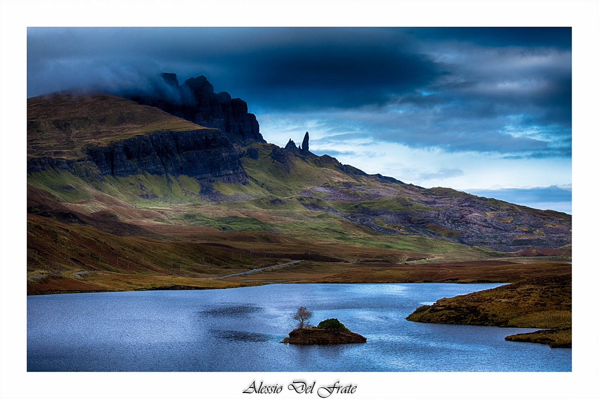 Visions of the Old Man of Storr (Isle of Skye)...