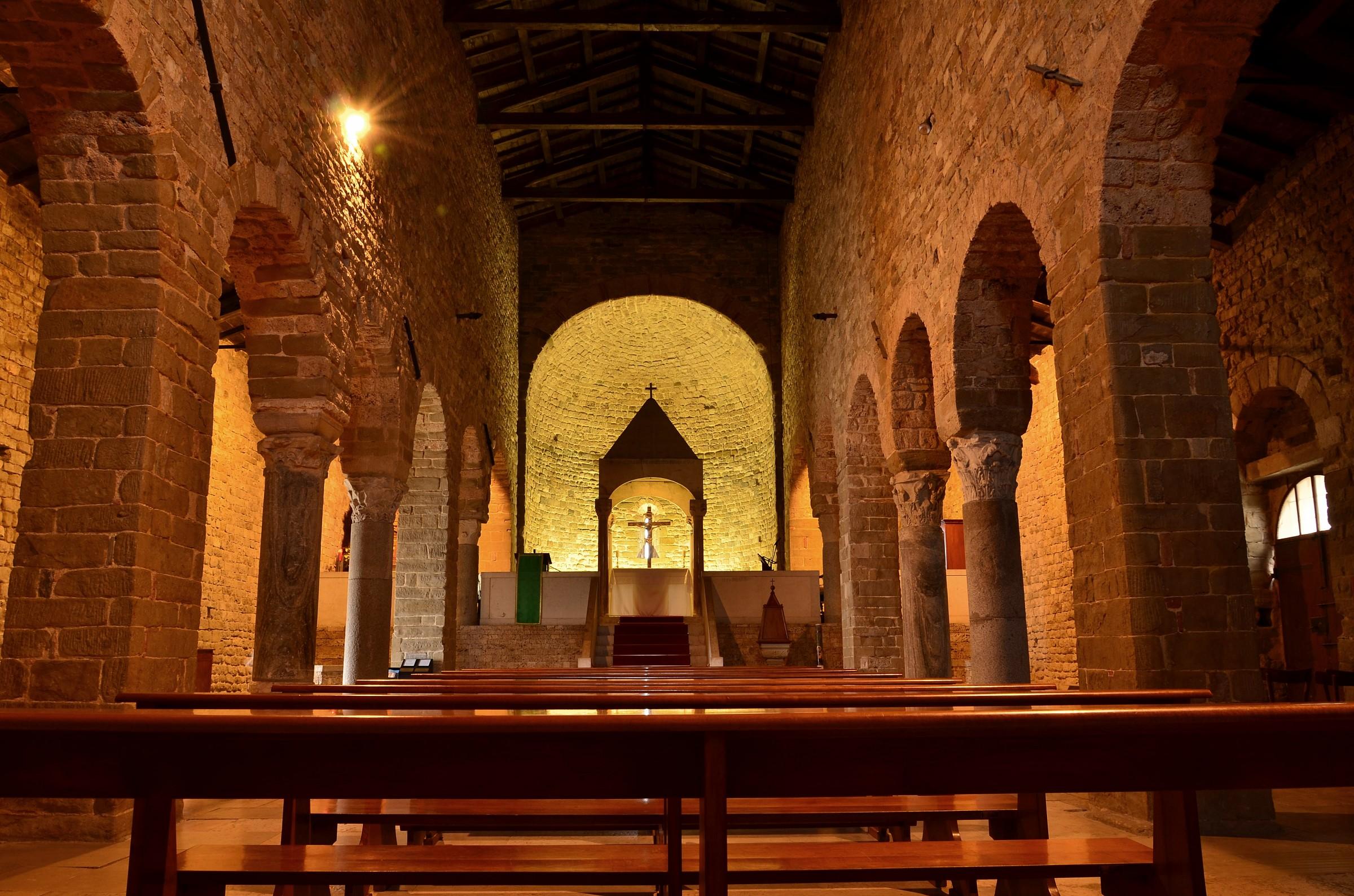 Pieve di Santa Maria Assunta in San Leo...