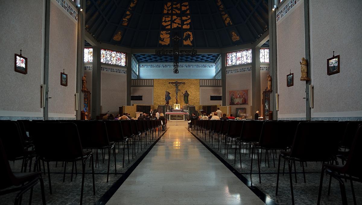Church of the Lazaretto...