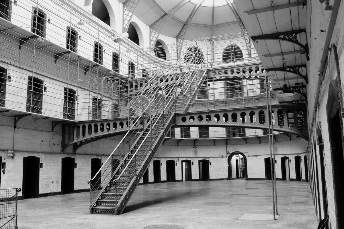 Kilmainham Gaol - Dublin...