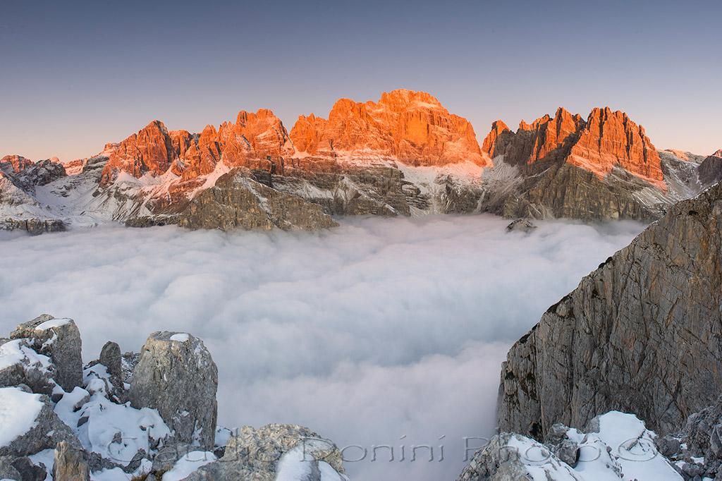 Alba Brenta Dolomites...