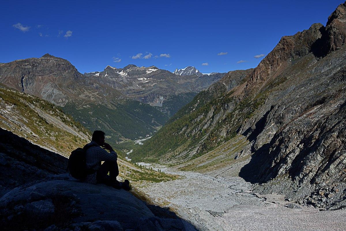 Val Sissone, Rhaetian Alps...