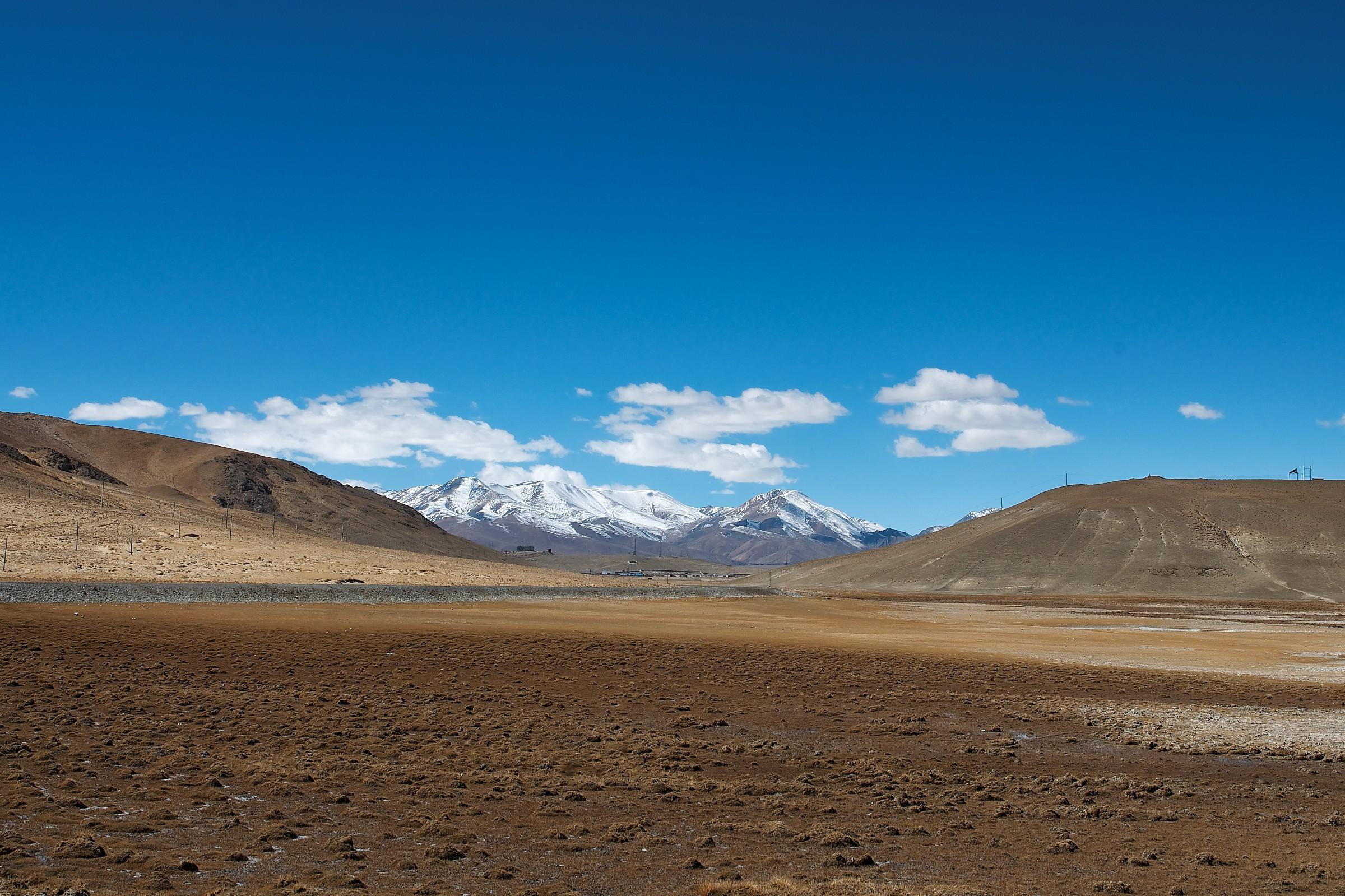 Intravedo l'Himalaya....