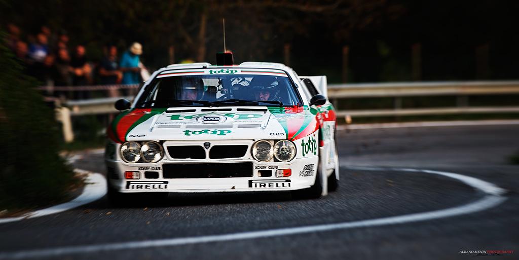 Lancia 037 Rally (Rally Legend 2014)...