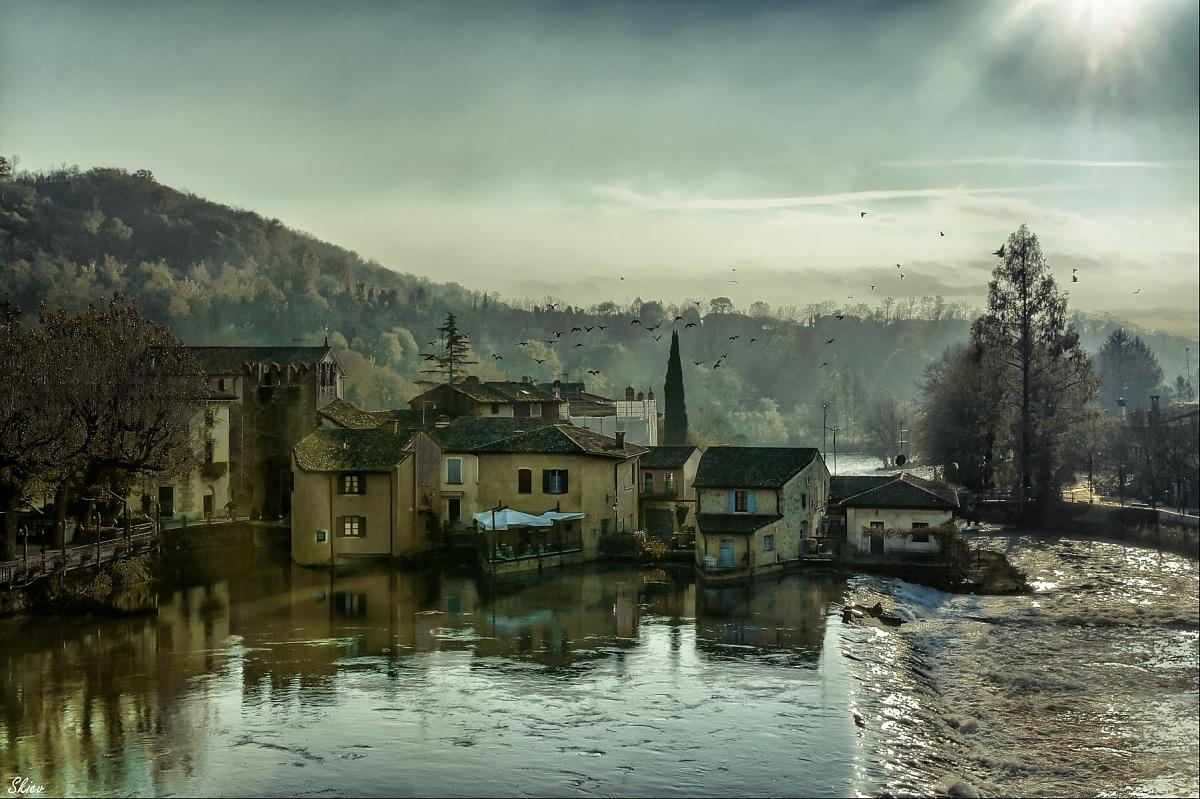 Borghetto, enchanted village...
