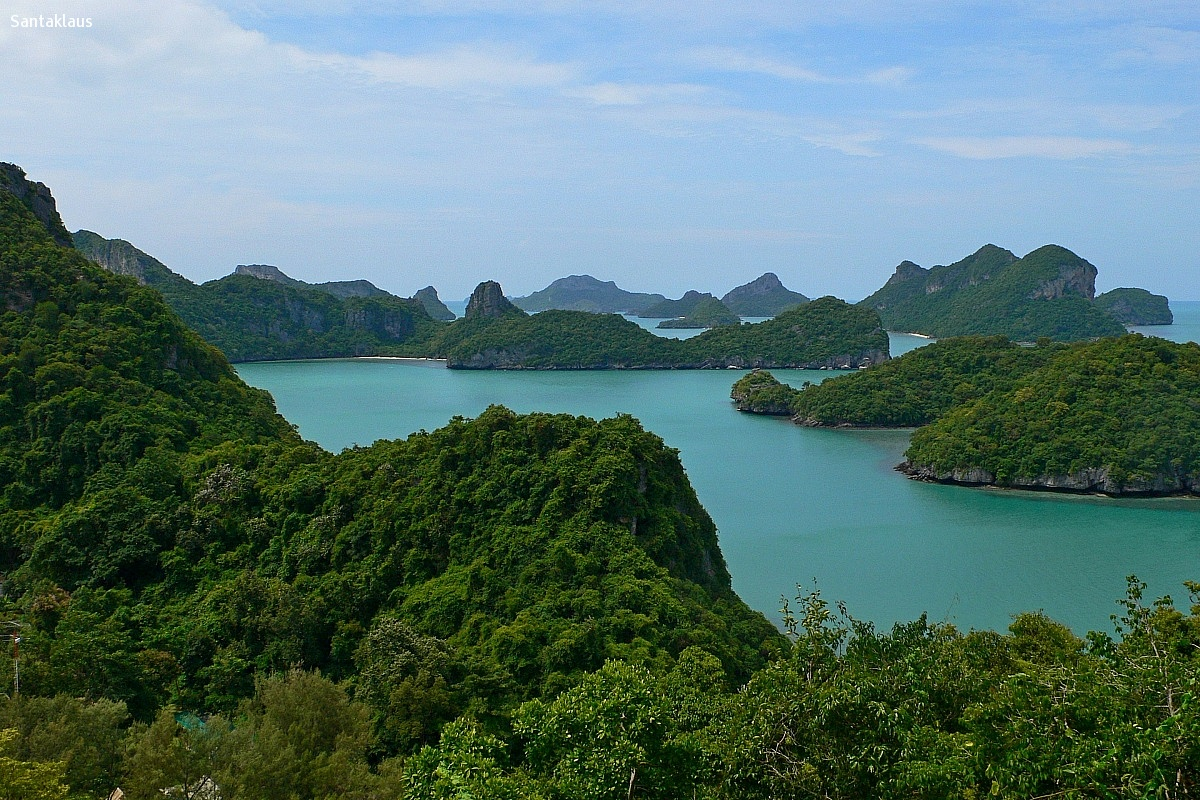 Mue koh Angthong National Park...