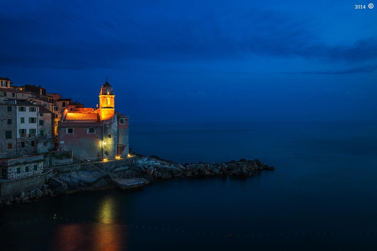San Giorgio: a surge in the blue...