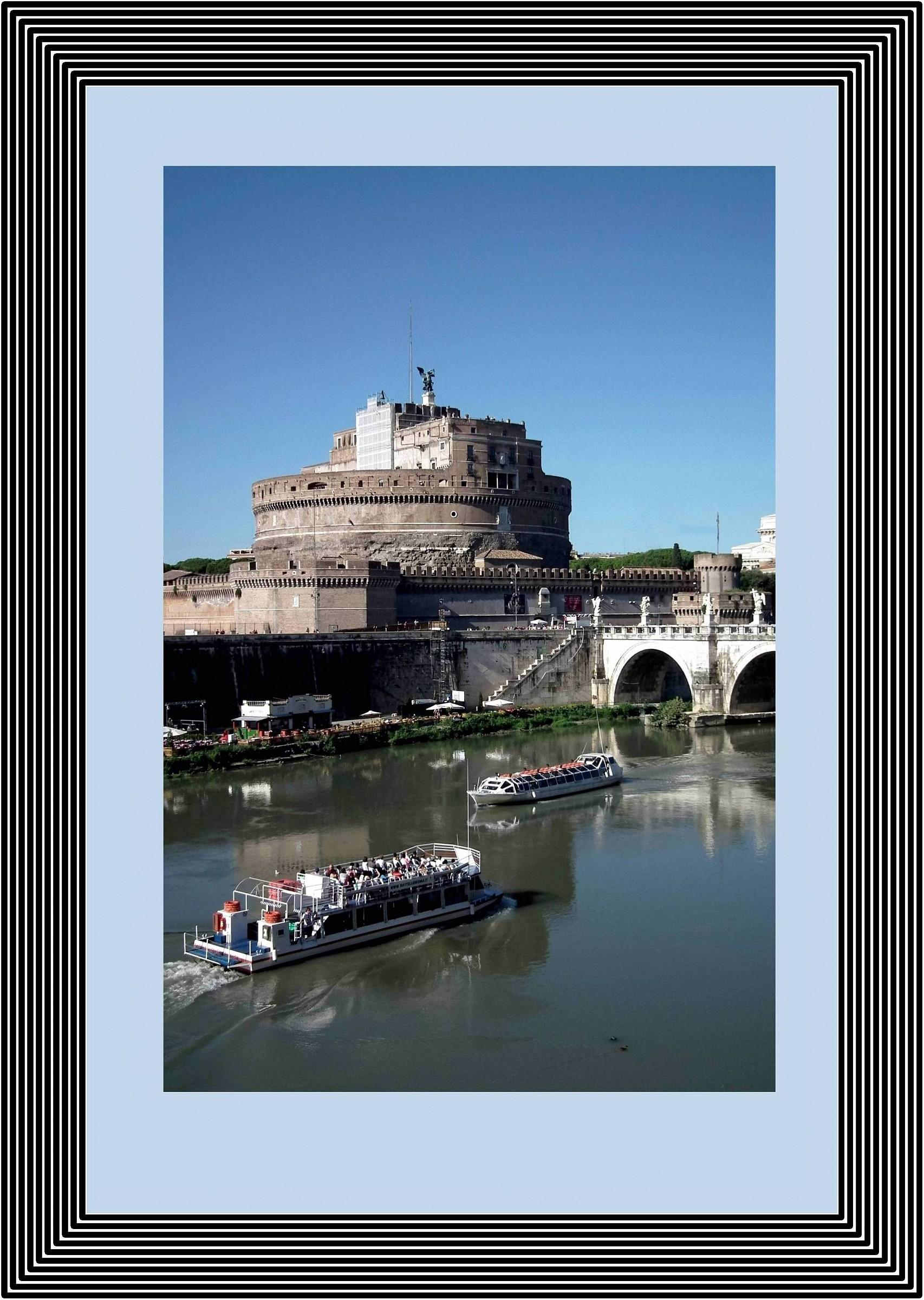 Castel S: Angelo Rome :: .....