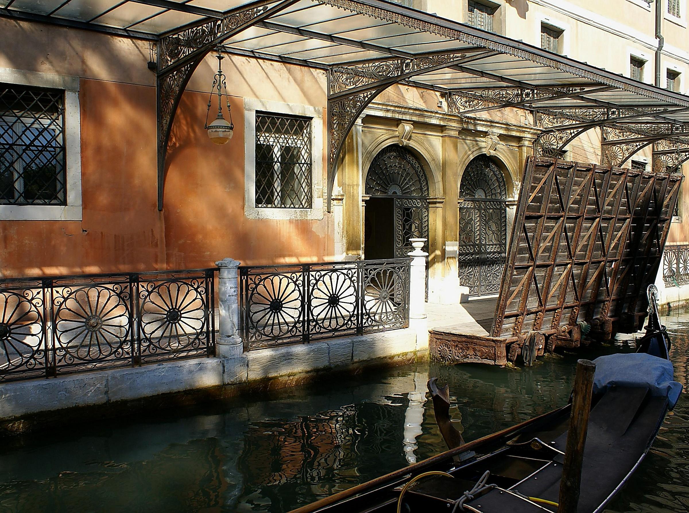 Intimità veneziana: Palazzo dell'antica Zecca...