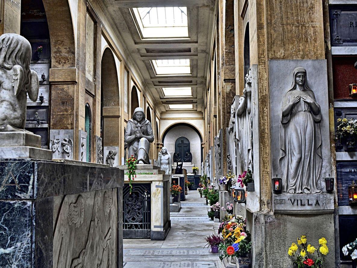 Staglieno Monumental Cemetery 13...