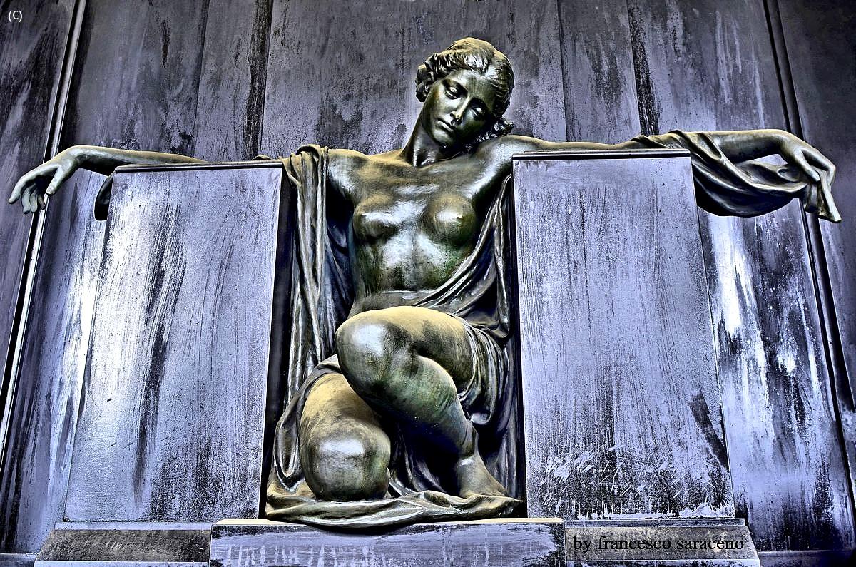 Staglieno Monumental Cemetery 14...