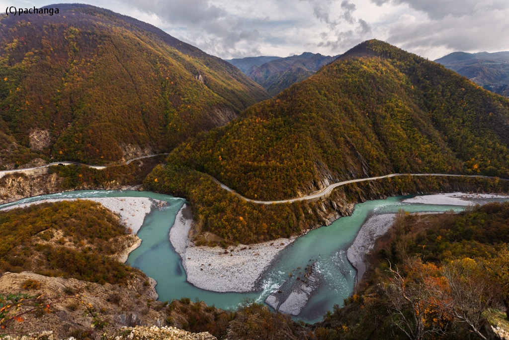 fiume trebbia...