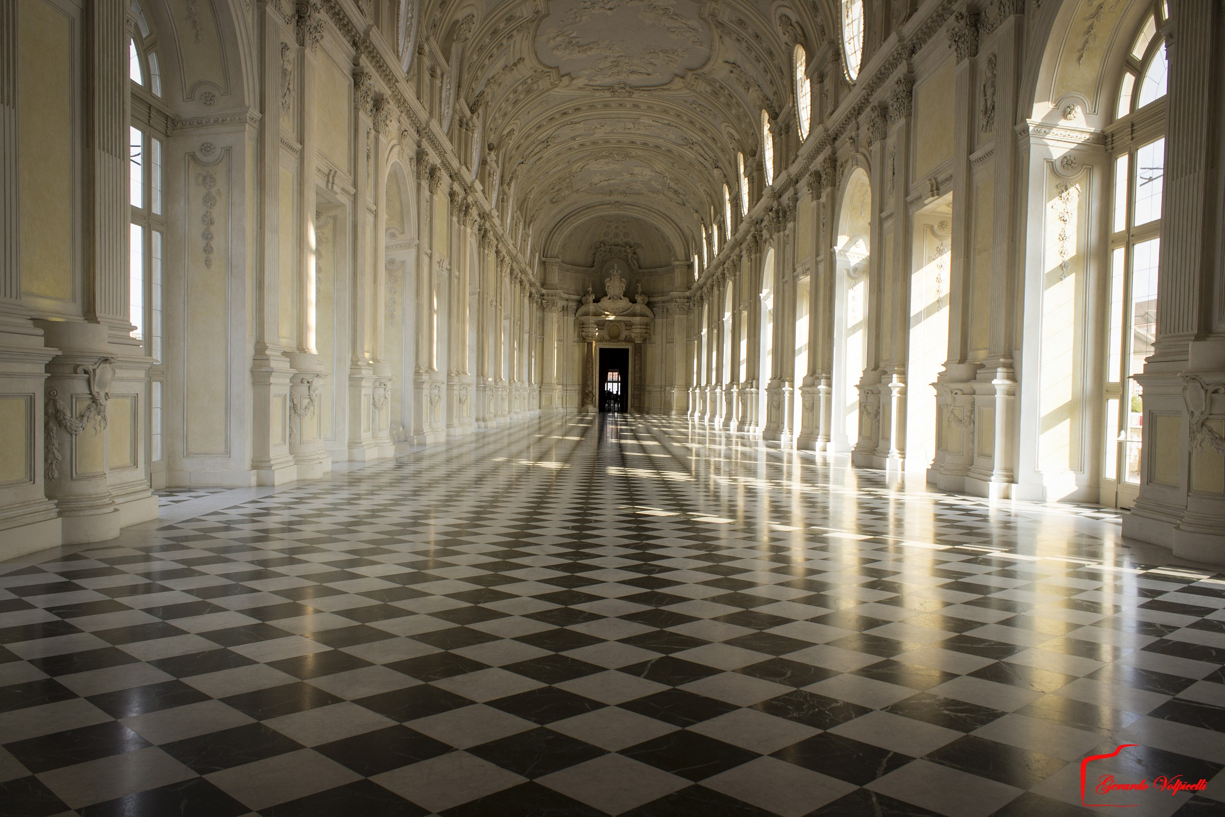 the Palace of Venaria...