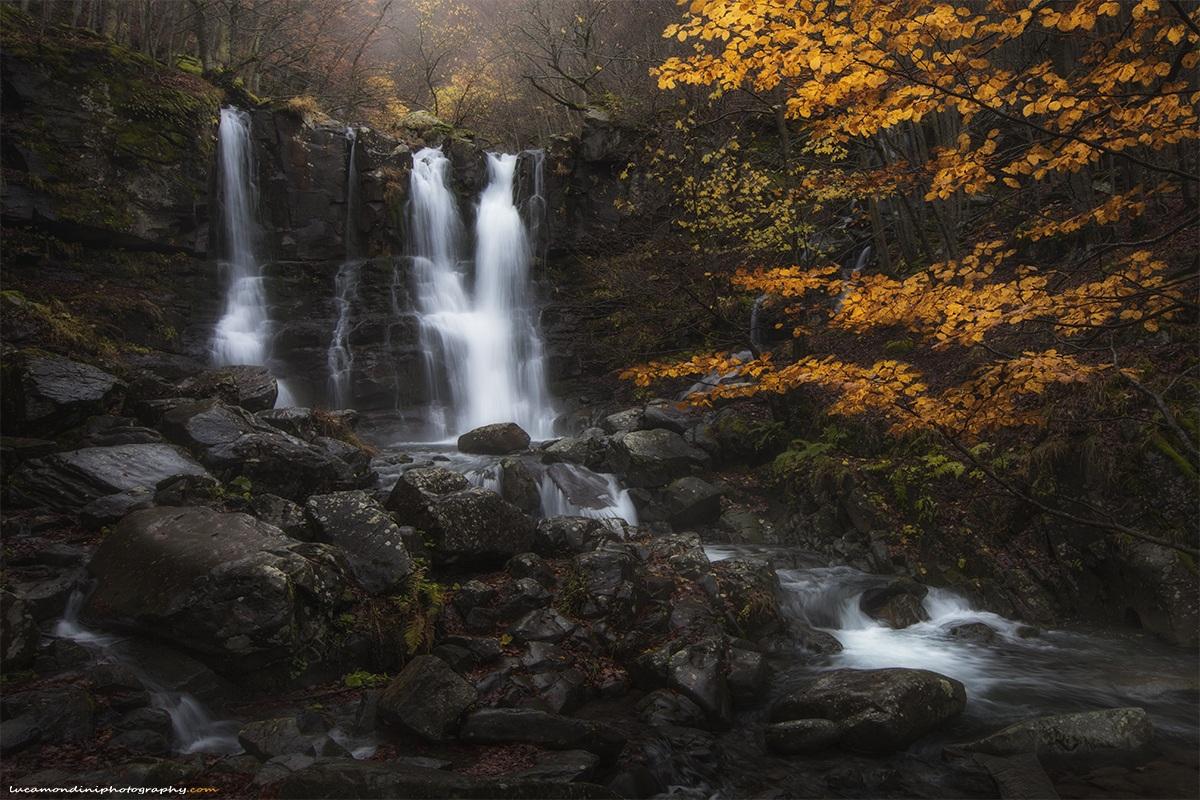 Dardagna Falls...