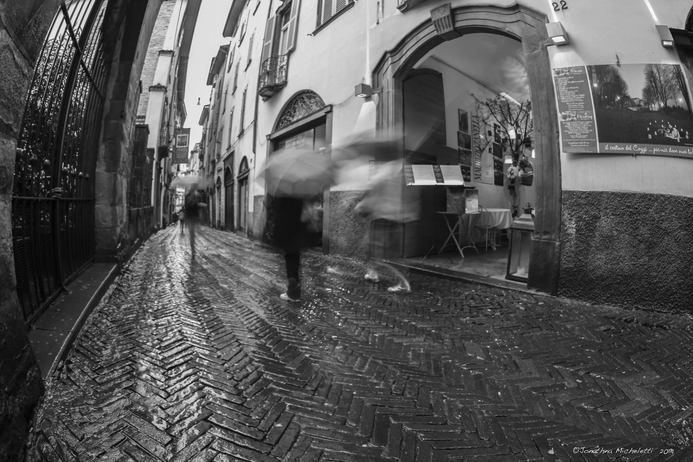 Bergamo Alta...