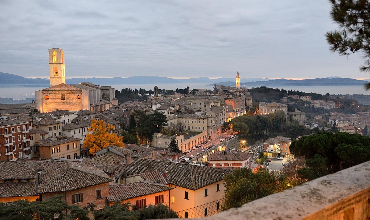 Perugia...