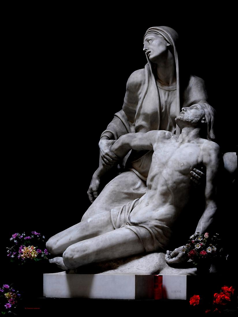 Staglieno Monumental Cemetery 17...