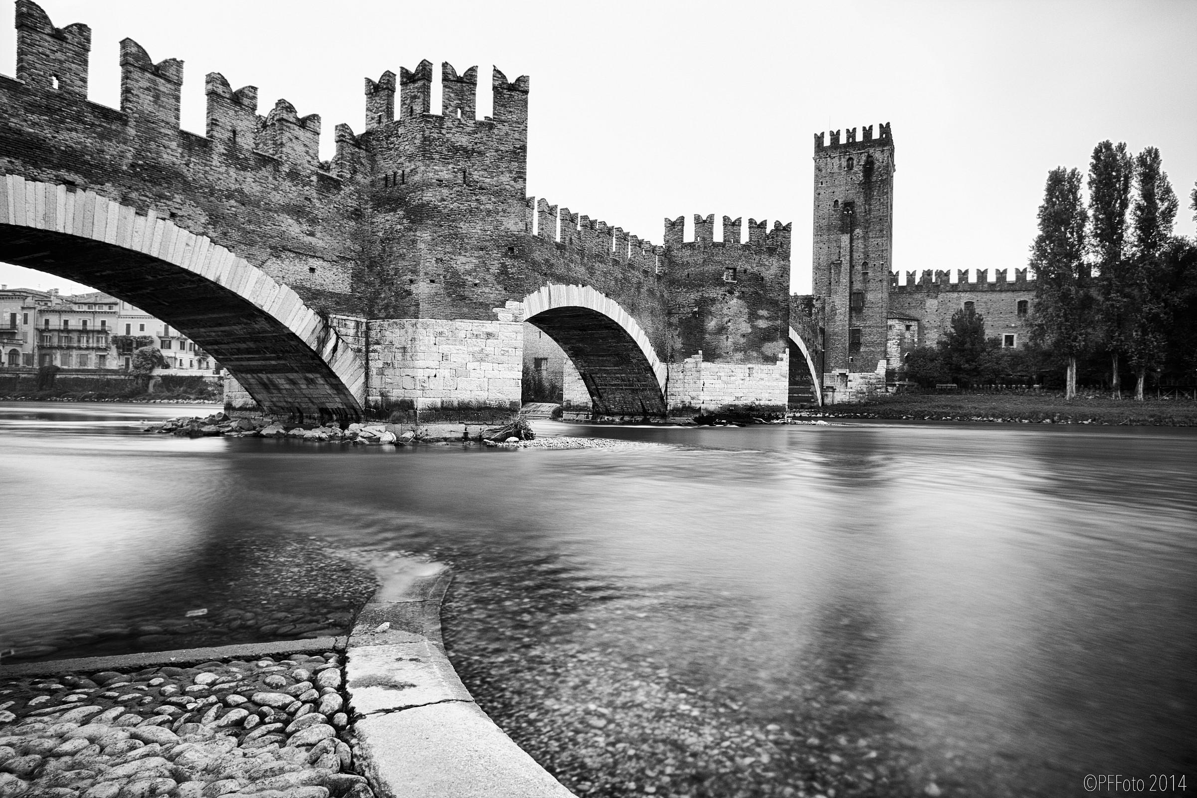 Ne deve passare di acqua sotto i ponti.......