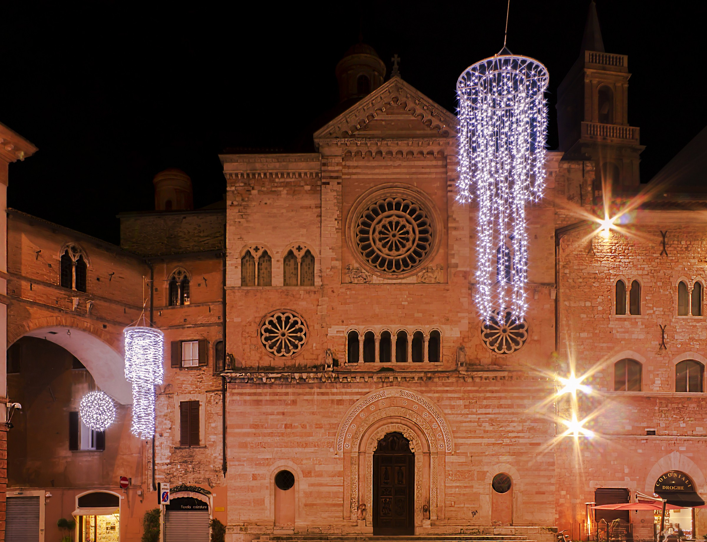 The Cathedral of San Feliciano - Foligno...