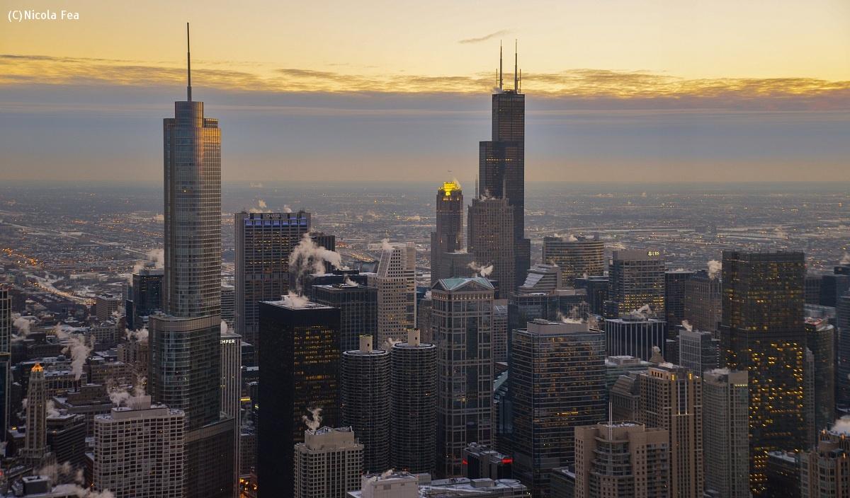 Chicago from the John Hancock Center...