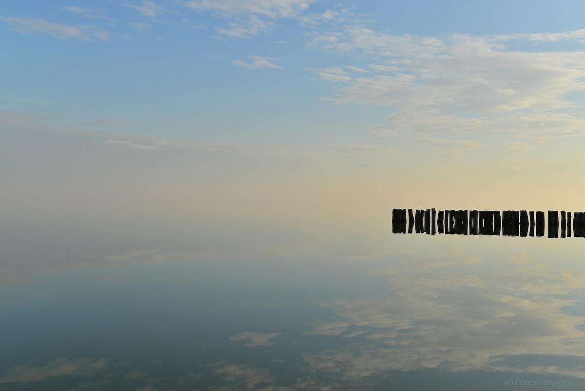 Là dove finisce il mare ed incomincia il cielo...