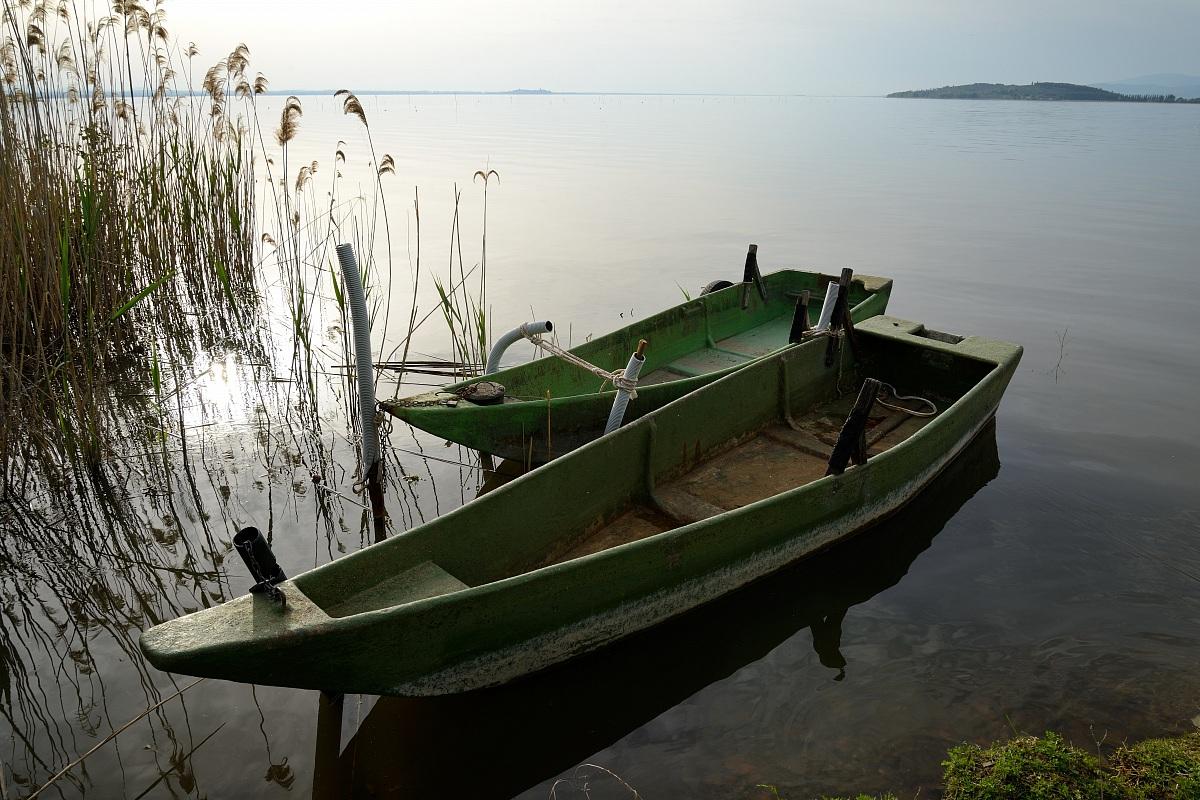 Lake Trasimeno...