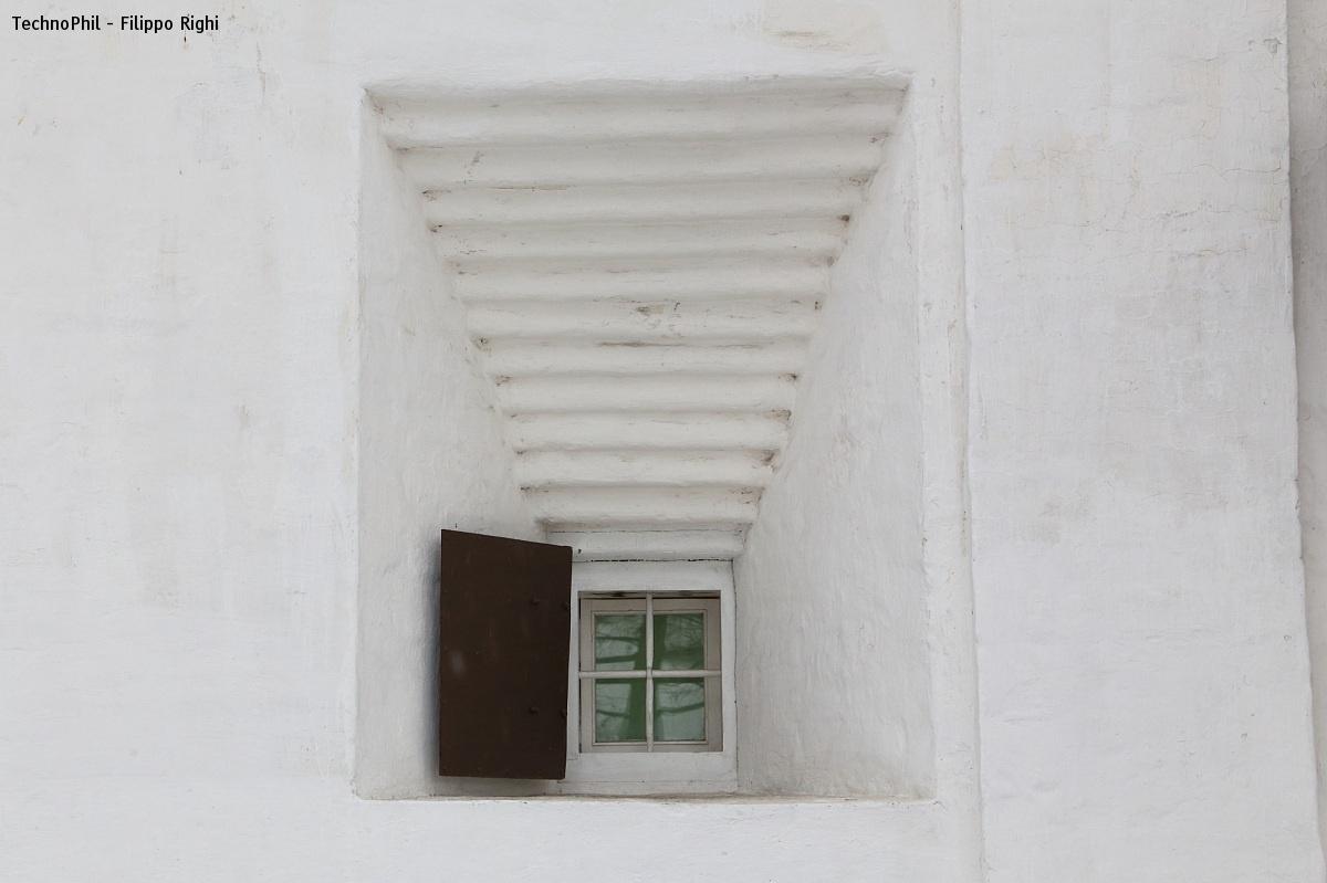 An orthodox window!...