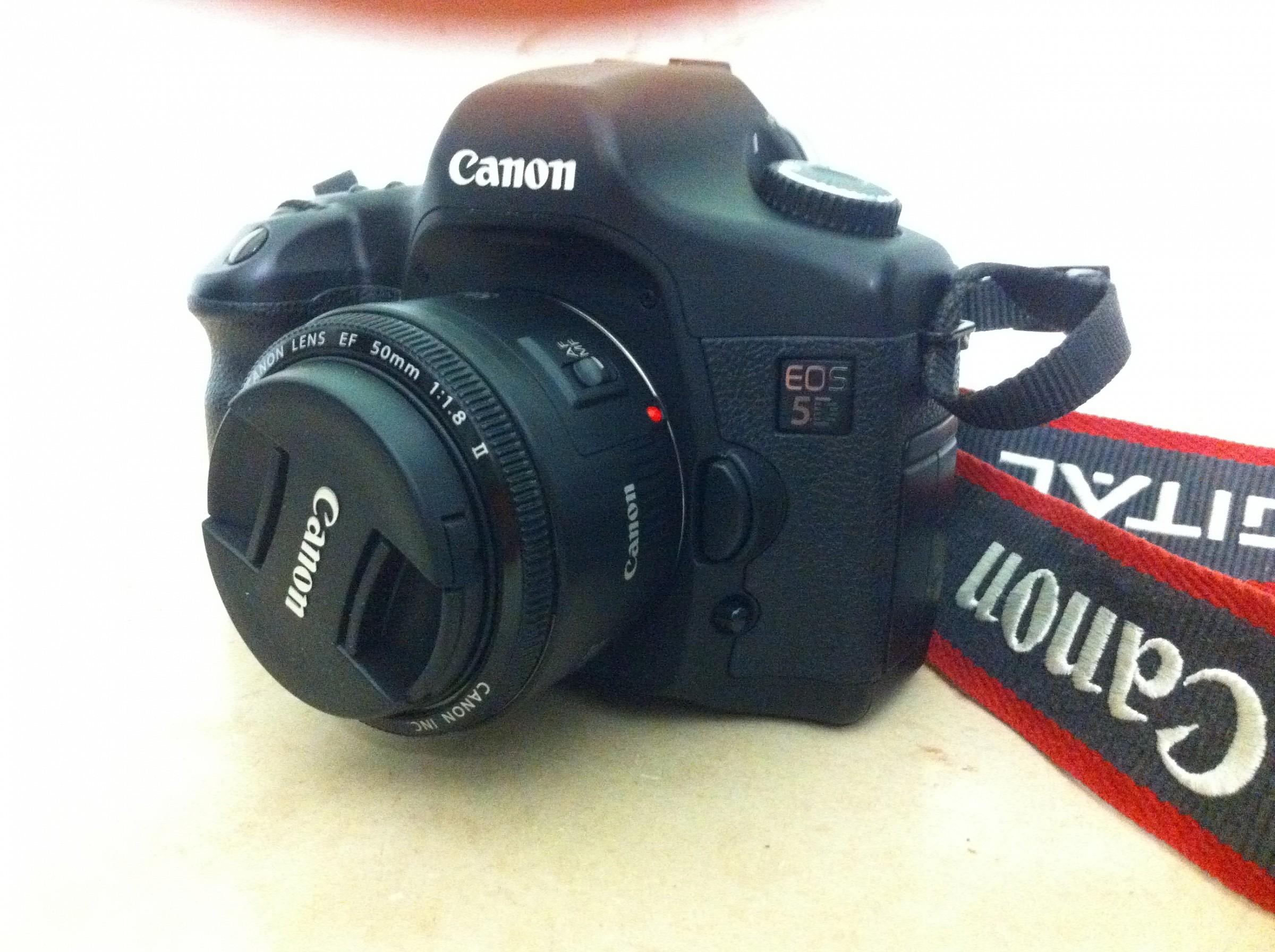 New camera!...