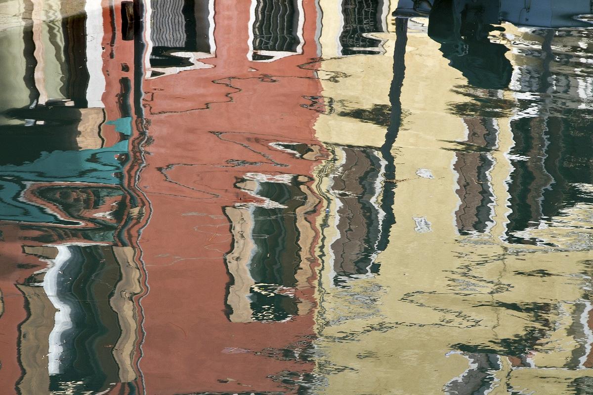 Watercolor Venetian...