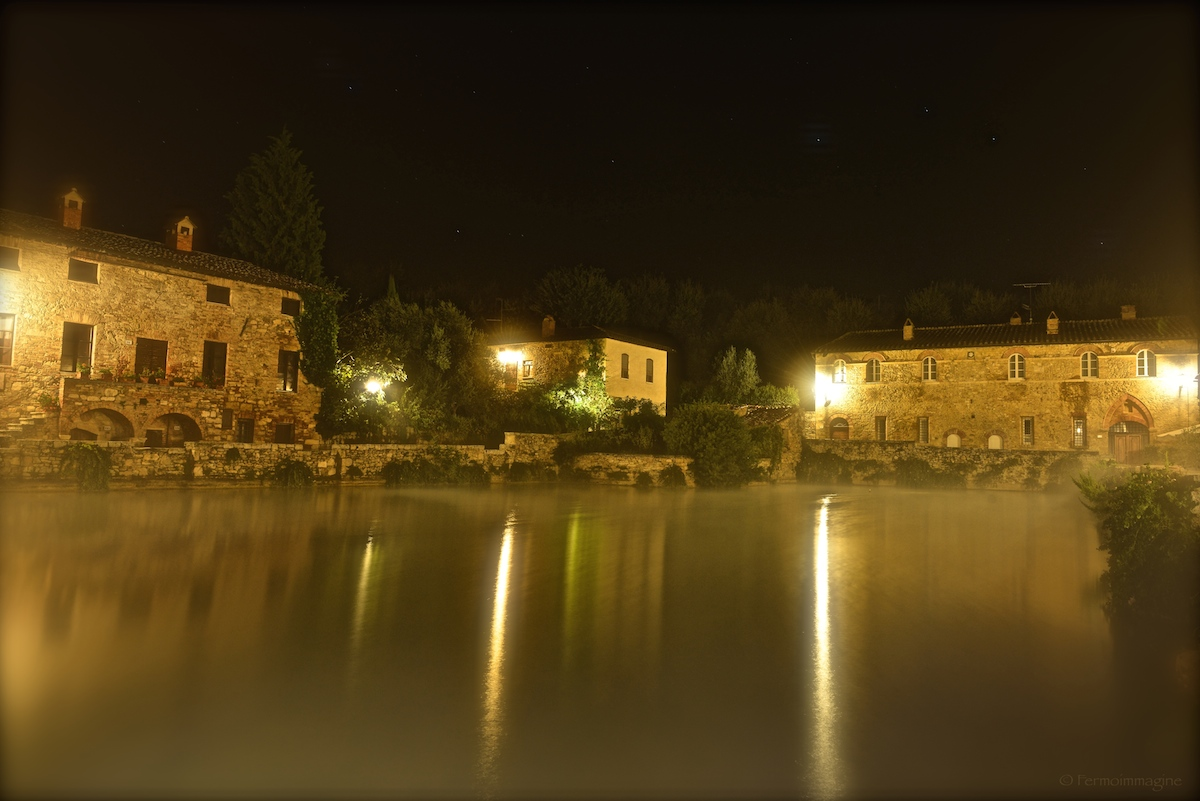 Bagno Vignoni ... magic...