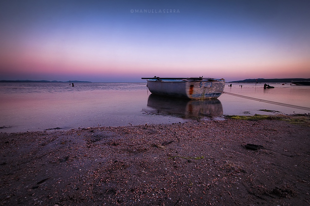 Barca fantasma...