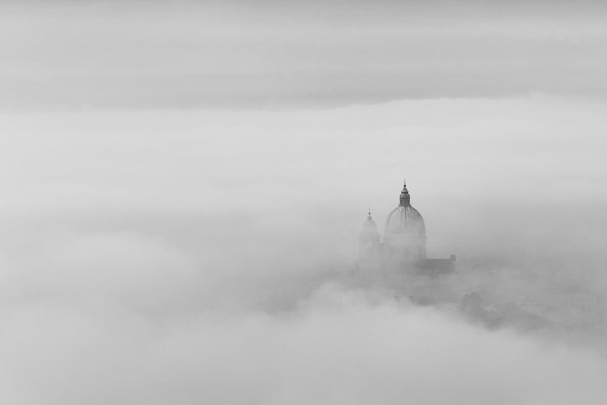 A Lighthouse in the Fog...
