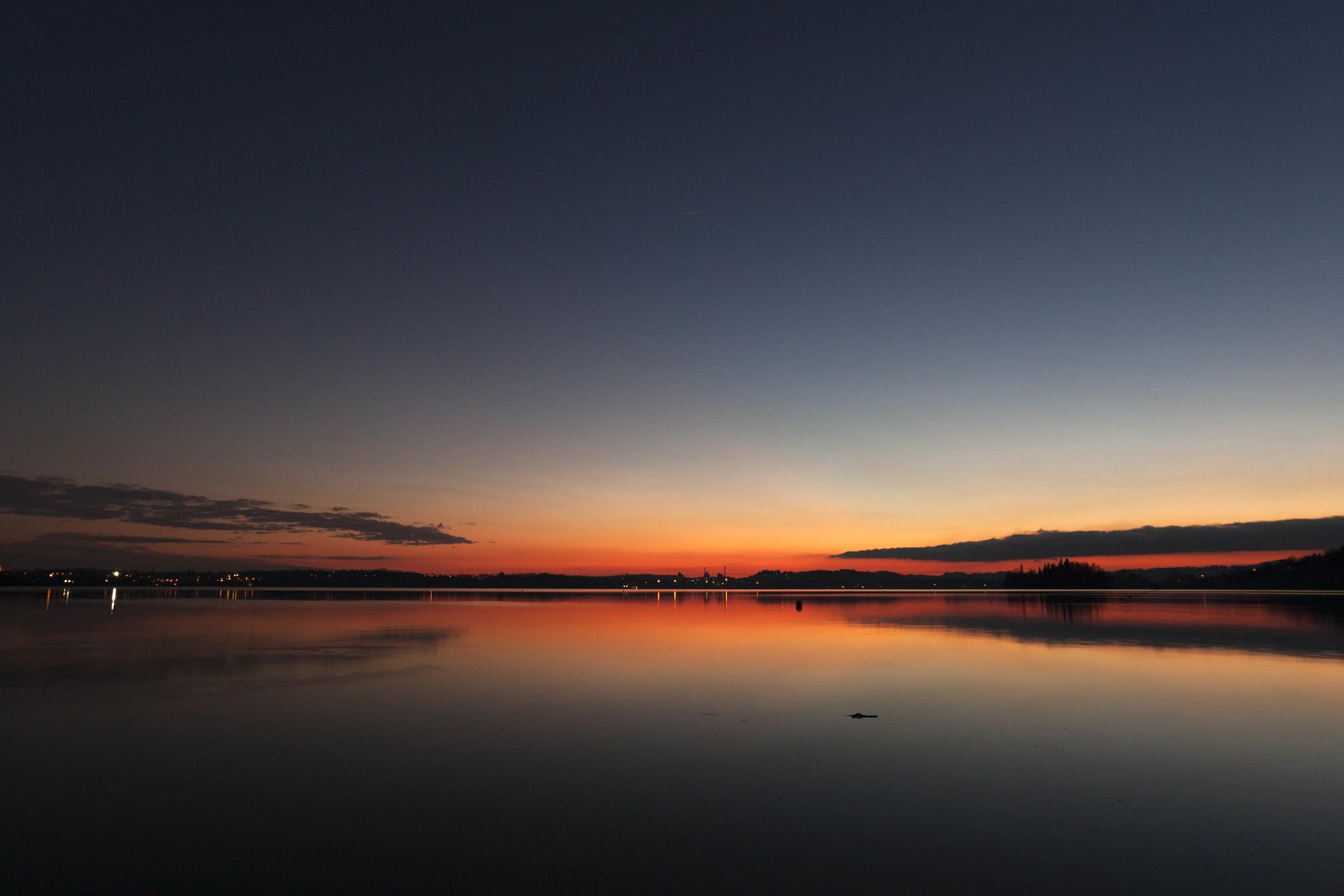 Sunset Pusiano 1...