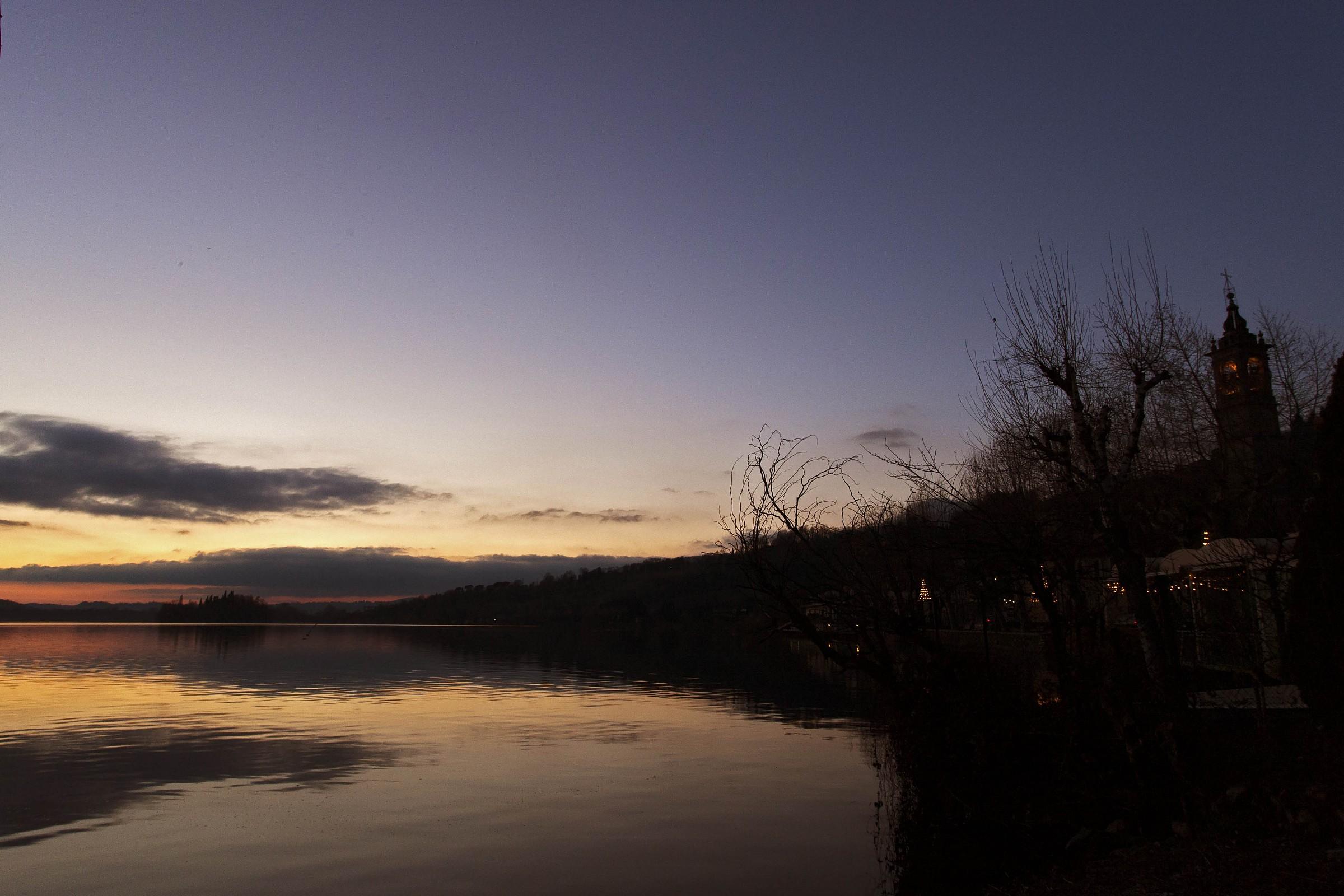 Sunset Pusiano 2...