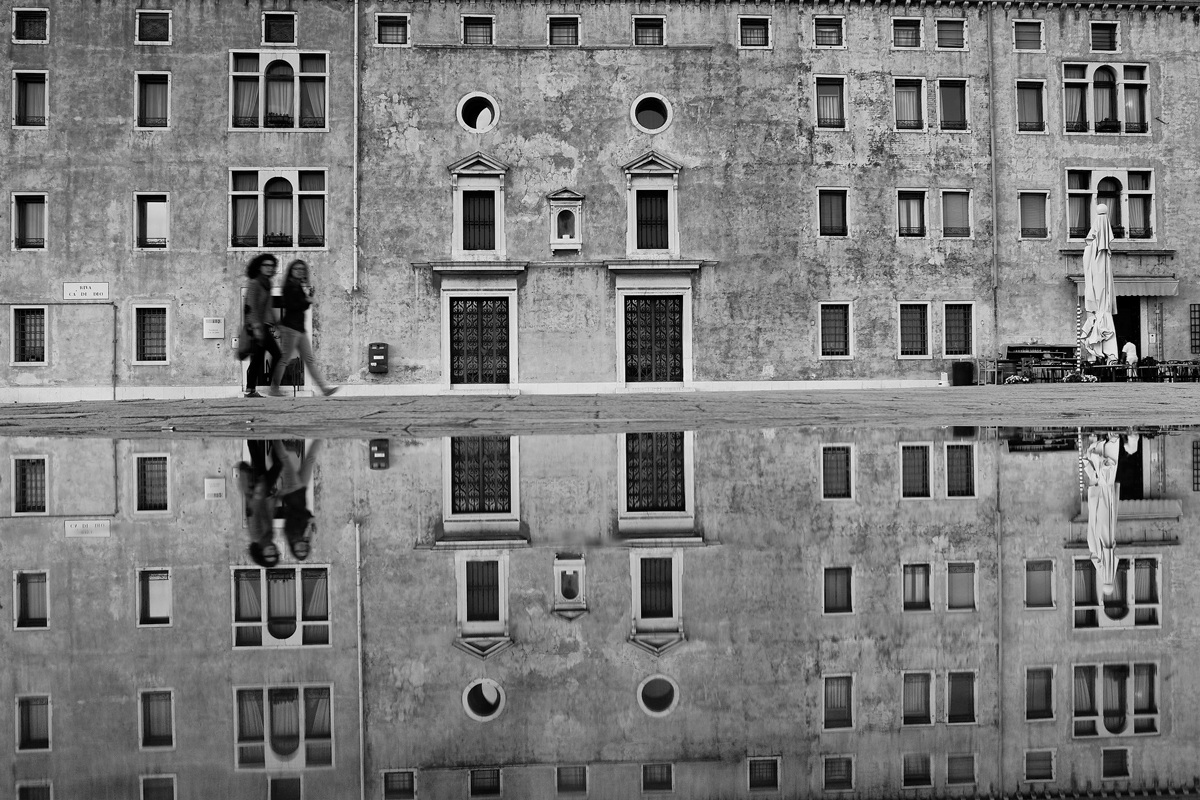 Venezia,riflesso...