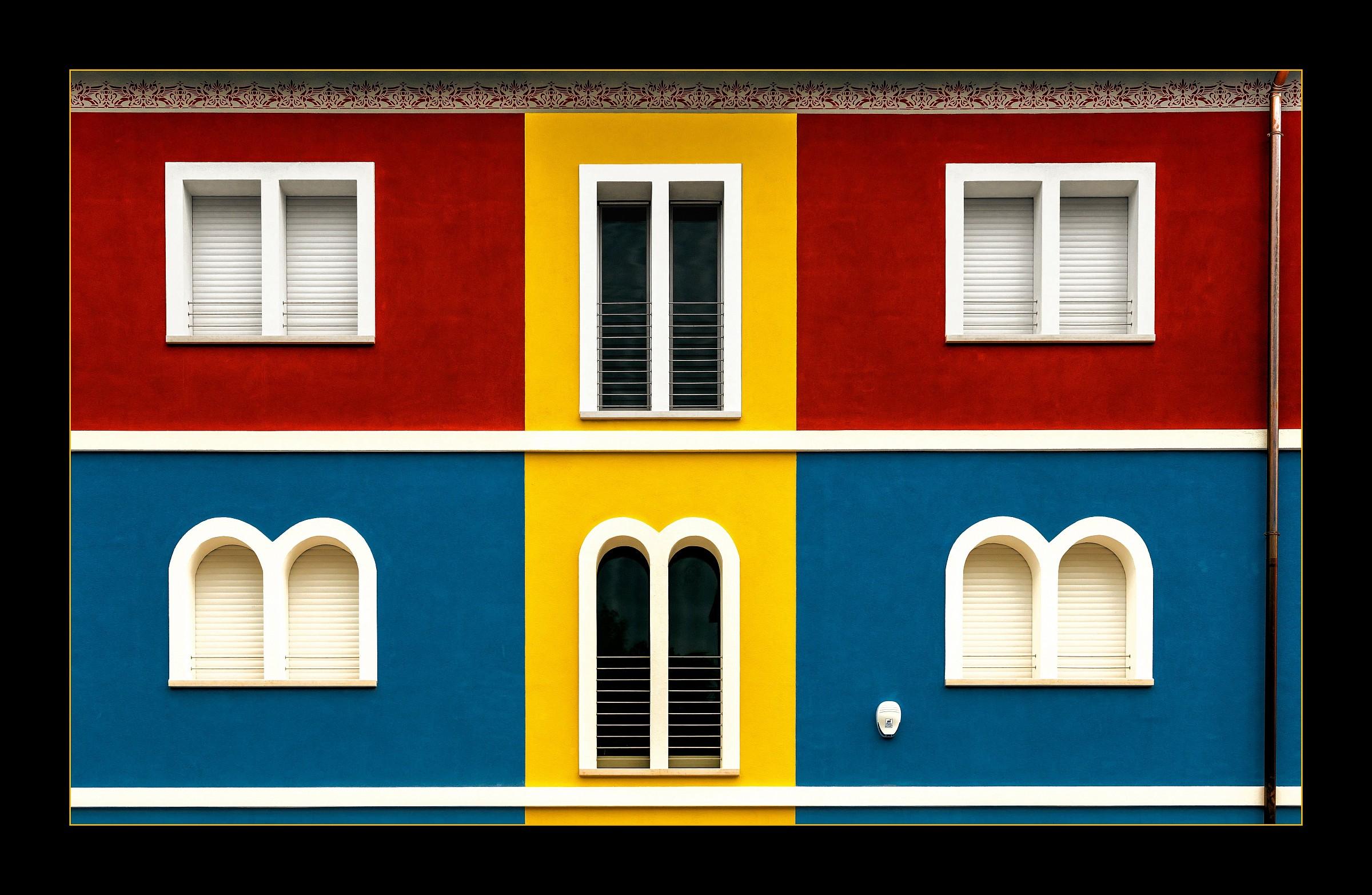 Symmetries asymmetric...