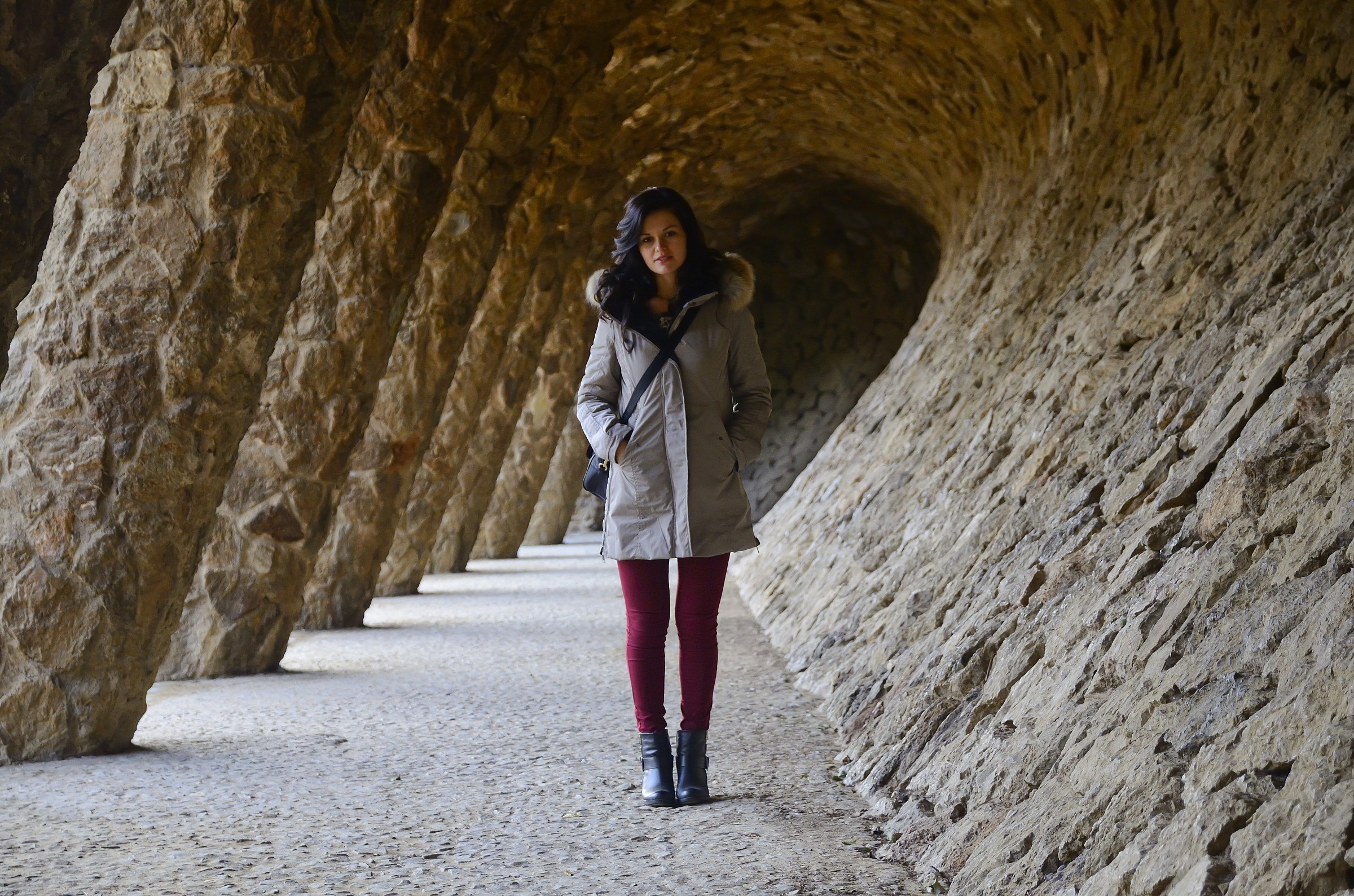 Parc Guell...