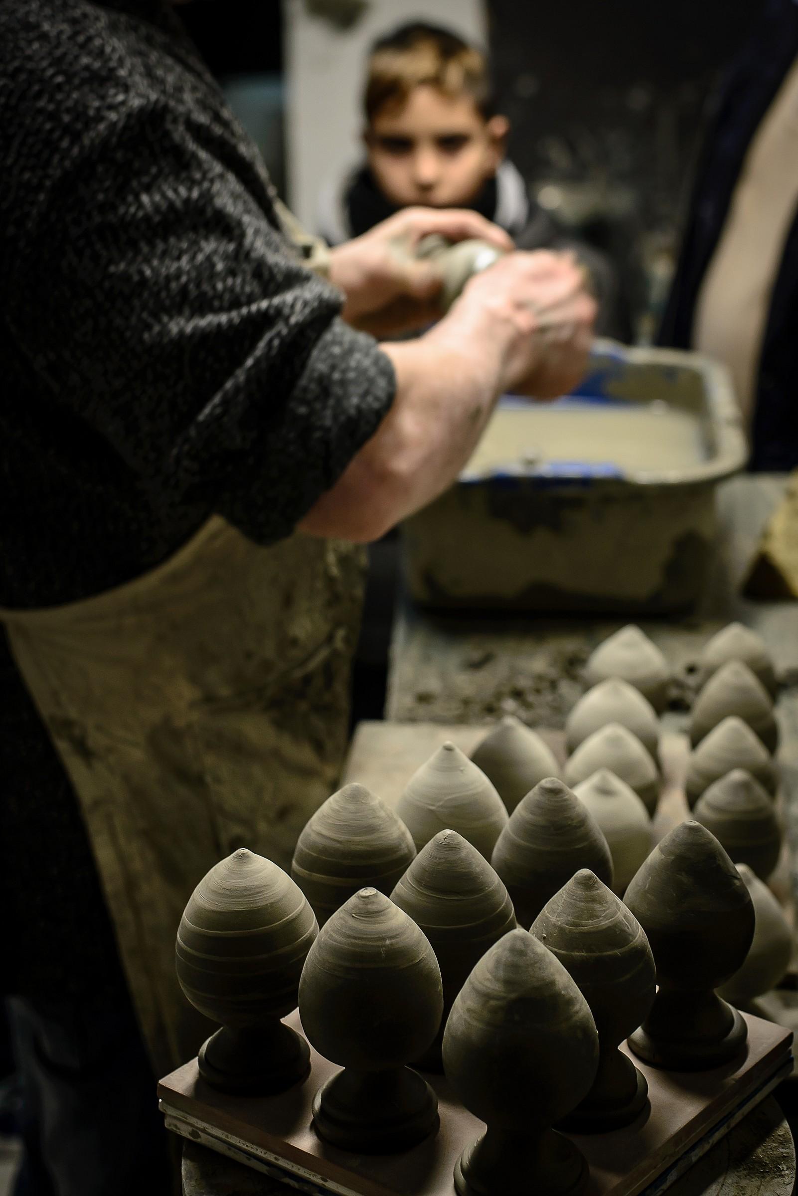 The Ceramista...