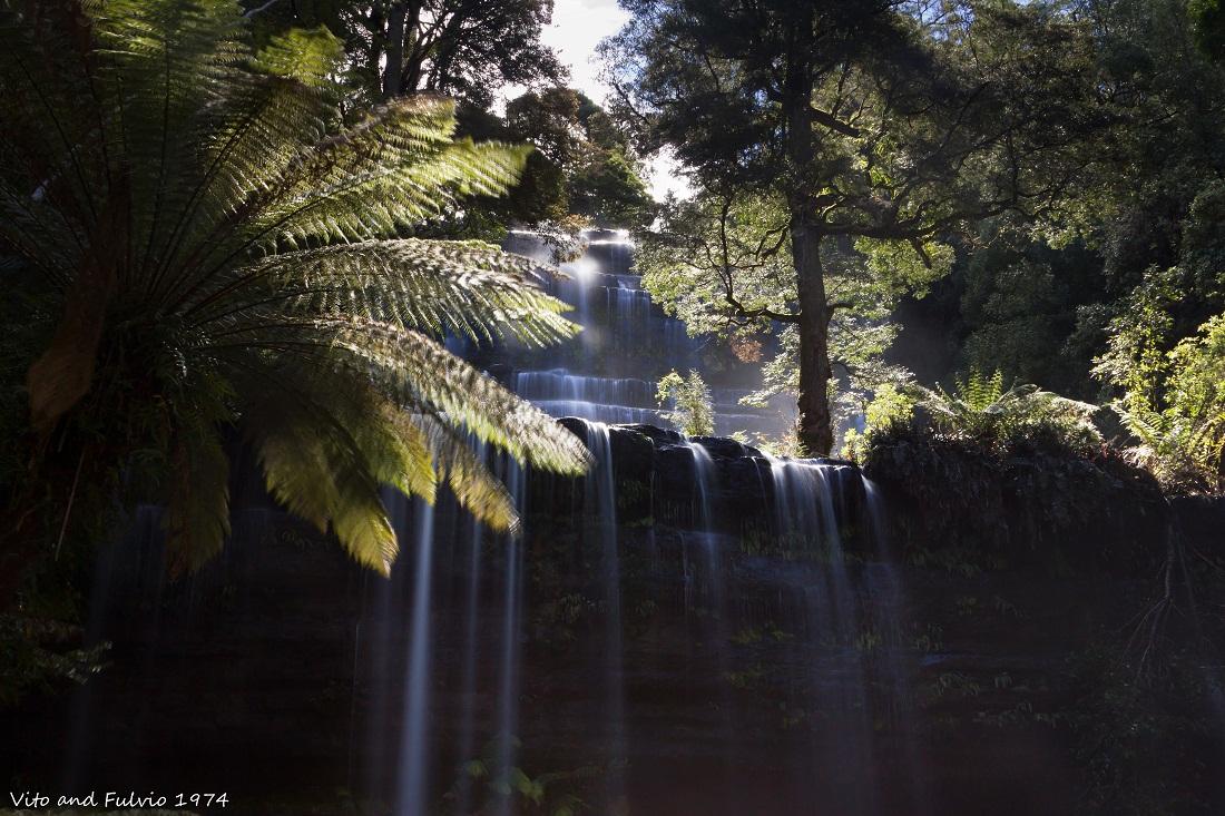 Russell Falls Tasmania...
