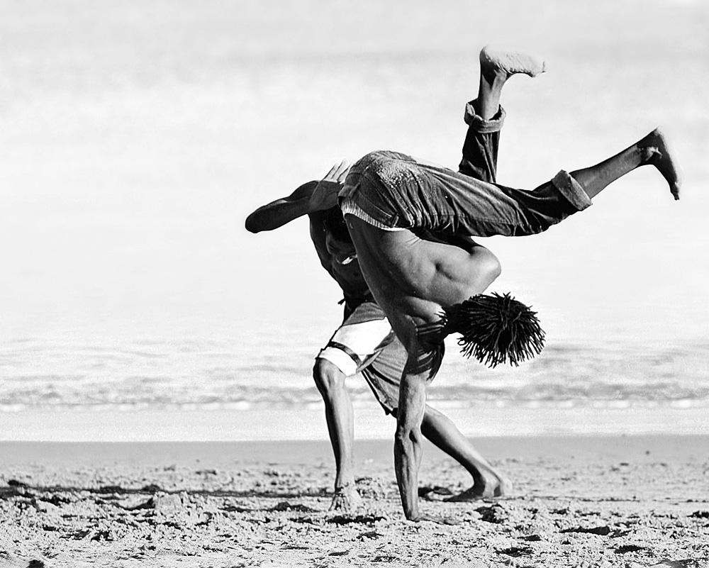 dancers struggling...
